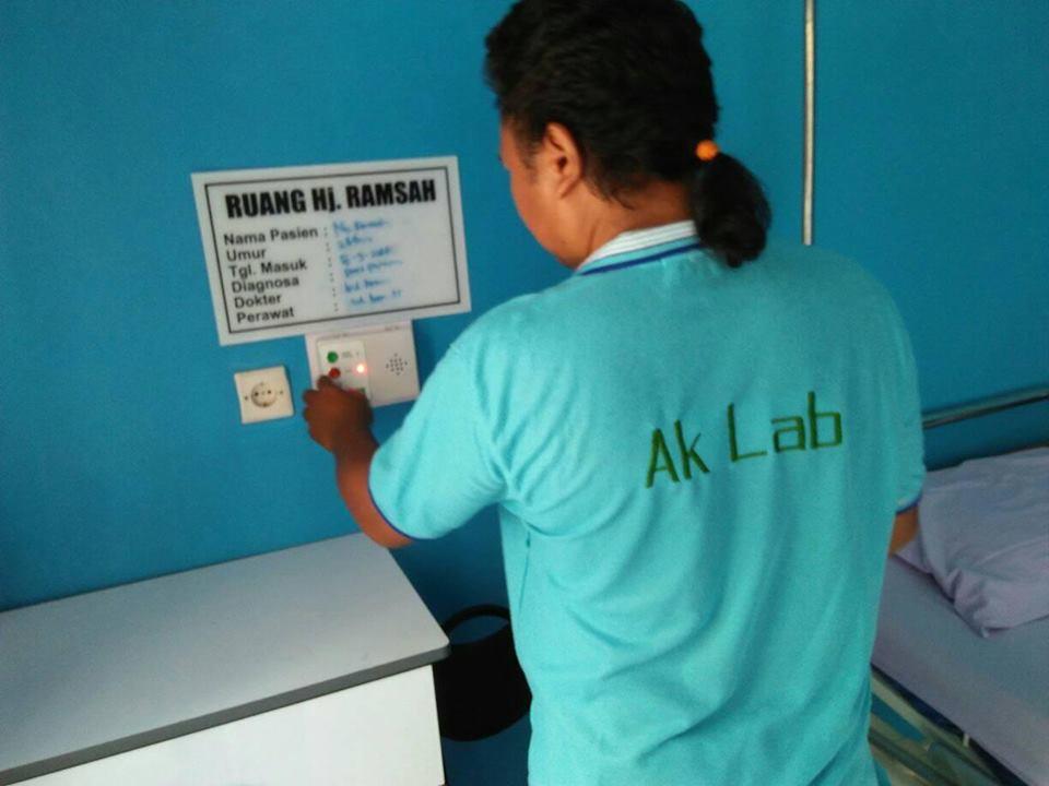 jasa instalasi nurse call terbaik di indonesia